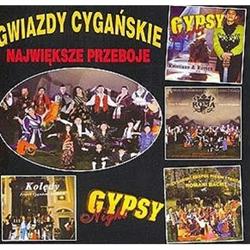 "Greatest hits selection performed by Krystiano and the Gypsy Ensembles, ""Romen"". ""Romani Bacht"" and ""Roma""."
