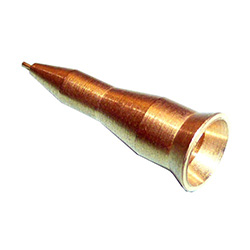 Luba's Brass Kistka Tip - size Super Fine. Fits Luba's Electric Kistka and can be easily changed or replaced.