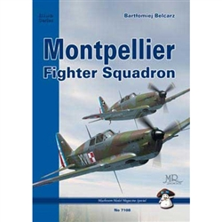 This is the combat history of Polish Montpellier squadron, which fought in Polish fighter aircraft MS 406s in the Battle of France in 1940. It provides full details of the unit's aces, its victories and losses, plus details of the aircraft flown.