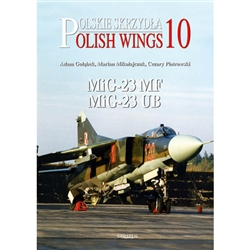 "This new title in the established and popular ""Polish Wings"" series tells the story of the MiG-23 aircraft in the Polish Air Force. The acquisition and operations of these Russian aircraft in Poland is told in detail."