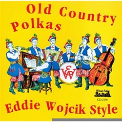 "The clear and distinctive voice of Syl Wojcik is featured on the Polish vocals: ""Green Bridge"" polka, ""Lazy Farmer,"" 