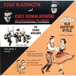Eddie Blazonczyk is a native Chicagoan, son of Fred and Antoinette Blazonczyk, who for years operated the Pulaski Village Ballroom and later the Club Antoinette in Chicago.  Eddie started playing polkas in the early fifties with a four-piece combo known a