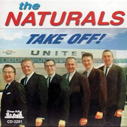 A compilation of two LP albums on the Ridgemoor label: The High Soaring Dynamic Naturals (1964) and The Naturals Take Off (1965).  Here is the story of the band's leader.