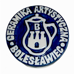 Collectors of Polish stoneware from Poland's premier company, Ceramika Artystyczna, will recognize their trademark symbol used since 1995.  Perfect for a centerpiece display in your china or curio cabinet.