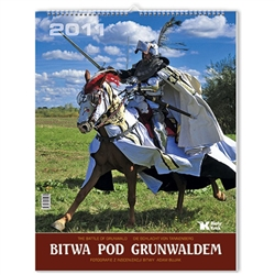A wonderful anniversary commemoration of the 600th anniversary of the Battle of Grunwald. Color photographs by Adam Bujak staging the battle with the participation of some five thousand historical reenactment group members, who portray the glory of victor