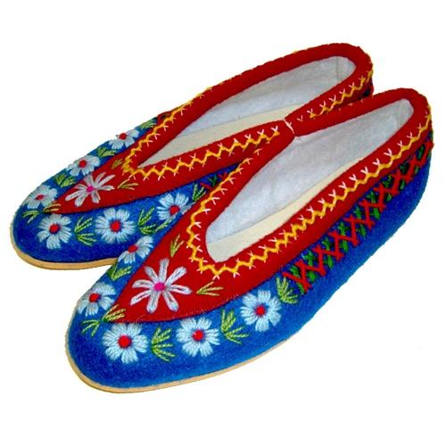 Highlander's Women's Slippers - Pantofle