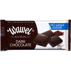 At Wawel, our tradition of chocolate making dates back through generations. Delicious Polish dark chocolate with no added sugar.