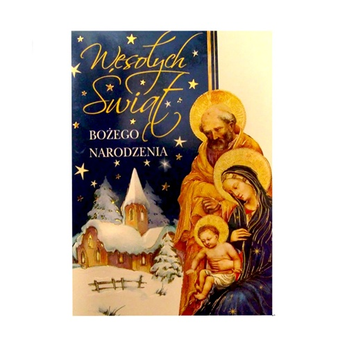 earn - Religious Christmas Cards