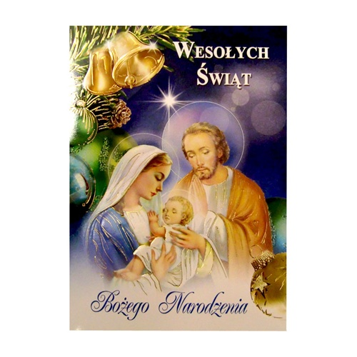 Assorted Polish Religious Christmas