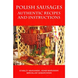 These are recipes and production processes of the authentic products that were made by Polish meat plants and sold to the public. Most of those sausages are still made and sold in Poland.