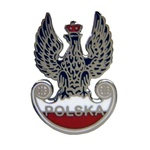 Beautifully styled replica of the Polish eagle of the Polish Legions formed in WWI