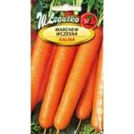 Early Harvest Carrot are dark orange color that have a good cylindrical shape.  Recommended for the earliest harvest, also for juices.  Number of days from planting to harvest is 90 - 100.