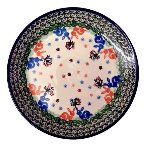Alternative Views  sc 1 st  Polish Art Center & Polish Art Center - Polish Stoneware Dinner Plate \