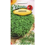 Garden Cress is a fast-growing, edible plant with peppery flavour and aroma. In some regions it is known as Garden Pepper Cress or Pepperwort. Garden Cress in an annual plant and important green vegetable, typical as a garnish or as a leaf vegetable.
