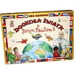 A Polish language board game for the whole family from age 7 to 107.  2 - 4 players.  Game time is 30- 45 minutes long.  Description in Polish below.