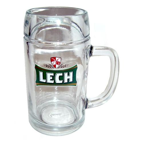 Polish Art Center Lech Tall Beer Stein
