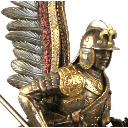 Polish Art Center - Polish Winged Hussar Statue