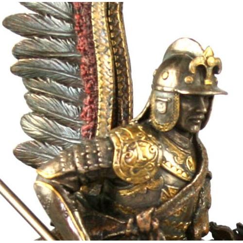 Polish Art Center Polish Winged Hussar Statue