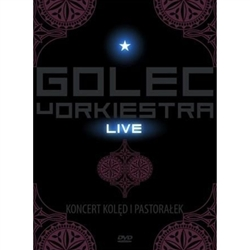 This DVD is the live recording of their performance on December 9, 2008 in the Parish Church of Our Lady Of Sorrows in the town of Marianske Basin, built of wood in 1776.  This DVD is PAL version which can be  played on any computer, DVD players in Poland