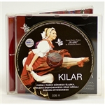 This 12th and final album in the Gold Collection series features Polish folk music from Upper Silesia performed by soloists, the chorus and orchestra of the song and dance ensemble, Slask.  Dedicated to the famed Polish composer, Wojciech KIlar.