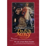 This is the moving story of St. Faustina, a young Polish nun chosen by God to share His message of mercy with the whole world. Filmed in Poland, the Vatican, Germany, and the United States. Coincidentally, the beginning part of this DVD was filmed at the