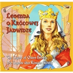 Queen Jadwiga lived in Krakow and was married to King Wladyslaw Jagiello. Many miracles are associated with the good Queen's reign and here a few are retold.  Beautifully illustrated and written in three languages, Polish, English and German.