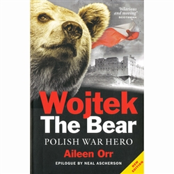 This is the inspiring true story of one of the Second World War's most unusual combatants – a 500-pound cigarette-smoking, beer-drinking brown bear. Originally adopted as a mascot by the Polish Army in Iran, Wojtek soon took on a more practical role, carr