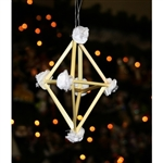 Learn to make a traditional straw Christmas ornament! <br> The class is 1.5 hours long, all materials are provided. <br> Teacher is Joan Bittner