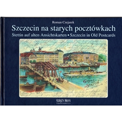 """Szczecin on old postcards"" is a set of 120 postcards in the hard-album form. It presents the sights of Szczecin over one hundred years ago. The postcards shows us the atmosphere of the harbour city, famous for the dockyard building of the fastest four-ch"