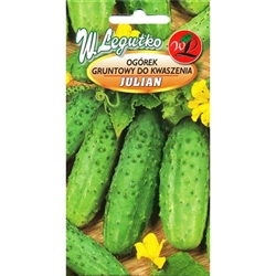 Cucumber Seeds - Ogorek Julian. Imported from Poland.  