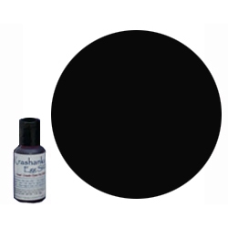 Edible Dye in color black .7 oz bottle, will mix 3 - 4 batches depending on desired color intensity. Ideal for dyeing eggs Easter Eggs that will be eaten or when working with young children; these dyes are sourced from the food industry and are edible.