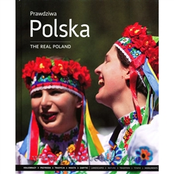 Poland is a remarkable country and this album, The Real Poland, is proof.  You will be convinced of this when you see the wonderful photos taken by the best Polish photographers and when reading the captivating texts written with erudition and passion.