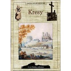 Polish language color illustrated guide and history of the region known as Kresy.  The Polish term Kresy refers to a territory that was formerly the eastern provinces of Poland. These territories today lie in western Ukraine, western Belarus, as well as e