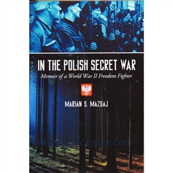 Born in the Polish village of Gaj in 1923, Marian Mazgaj was a teenager when Germany invaded his country and launched Poland into the combat of World War II. Too young to join the Polish army, within a few years he became a member of the Sandomierz Flying