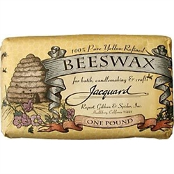 This large brick of wax saves about 25% over  the same weight of the small wax cakes ($1.69 vs $2.25 each)cakes we carried in prior years.