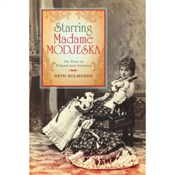 Poland's greatest actress of all time was Helena Modjeska (1840-1909).  Only Helena Modjeska played her roles in English and became an American citizen. She was the first theatre celebrity to choose southern California as her permanent home.