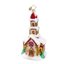 Exquisite workmanship and handcrafted details are the hallmark of all Christopher Radko creations. Bring warmth, color and sparkle into your home as you celebrate life's heartfelt connections. More than just an ornament, a Christopher Radko ornament is a