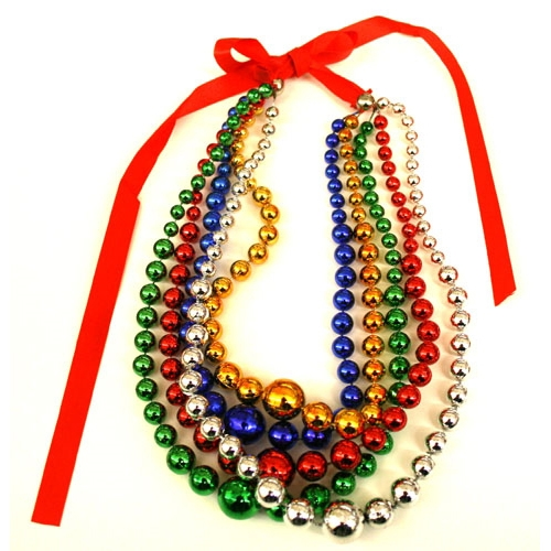 icon in for necklace brand asos jewelry exclusive to beaded blue marble lyst men