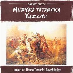 Yazcite was a studio project founded by Hanna Turonek and Pawel Betley.  Their music draws much of its inspiration from the old chants of the Tatars.  Polish people associate the Tatars mainly with the violent and wild tribe which plundered the country.