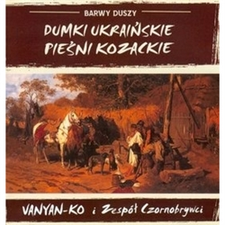 Ukrainian ballads and Cossack songs performed by Arthur vans and the original Ukrainian team from Odessa.
