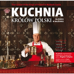 In, 'The Cuisine of the Kings of Poland...', Bogdan Galazka presents contemporary recipes inspired from this illustrious past. The recipes demonstrate the character of these historic menus, at the same time using contemporary available ingredients to
