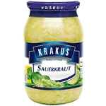 Delicious, nutritious and healthy. Made with white cabbage and salt.