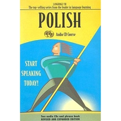 Language/30 is based on the widely acclaimed, accelerated learning method developed for U.S. Government personnel. This proven technique features all phrases in Polish and English, with the Polish phrase spoken twice for maximum learning.