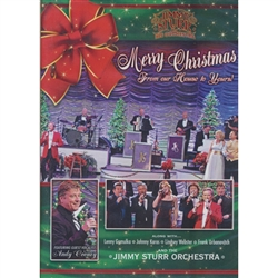 Wonderful set of Christmas music.  Includes one CD and one DVD.  DVD features the Jimmy Sturr Band with special guests, Lenny Gomulka, Johnny Karas, Lindsey Webster and Frank Urbanovitch