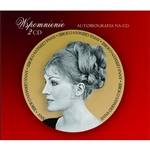 A double CD album produced by Caritas, the Polish Military charity, in cooperation with the family of Anna German to honor her memory.  An outstanding Polish singer who died prematurely at the age of 46, Victoria Anna German, was born on February 14, 1936
