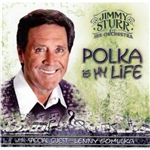 This CD features the music of the Jimmy Sturr Orchestra along with special guest, International Polka Music Hall of Fame® Lenny Gomulka. Special Guest on Button Box Accordion is Lori Skvarch. The Jordanaires are featured on vocals.