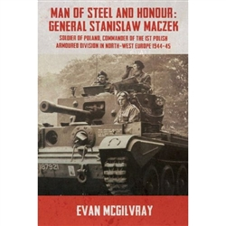 This is a biography of one of the most undervalued commanders of the Second World War, General Stanislaw Maczek, a soldier overlooked by most military historians in the West both because he was Polish and above politics.