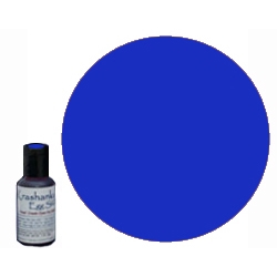Edible Dye in color Cobalt Blue .7 oz bottle, will mix 3 - 4 batches depending on desired color intensity. Ideal for dyeing eggs Easter Eggs that will be eaten or when working with young children; these dyes are sourced from the food industry and are edib