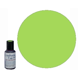 Edible Dye in color Really Green .7 oz bottle, will mix 3 - 4 batches depending on desired color intensity. Ideal for dyeing eggs Easter Eggs that will be eaten or when working with young children; these dyes are sourced from the food industry and are edi