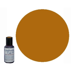 Edible Dye in color Bronze .7 oz bottle, will mix 3 - 4 batches depending on desired color intensity. Ideal for dyeing eggs Easter Eggs that will be eaten or when working with young children; these dyes are sourced from the food industry and are edible.